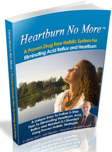 Heartburn No More System by Jeff Martin