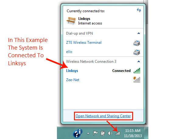How To Find A Password In Microsoft Windows 7