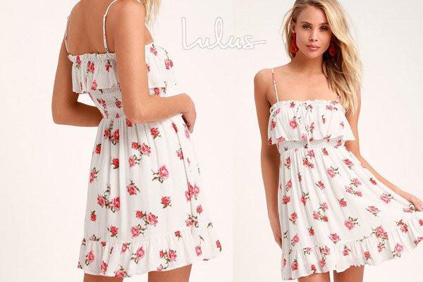 Lulus Summer Beach Vacation Dresses