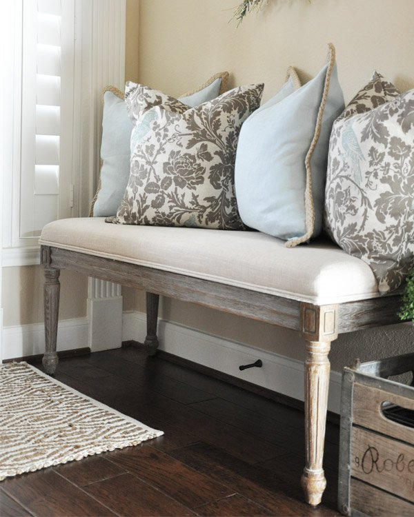 Room & Board Accent Benches For Living Rooms