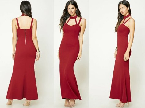 Sweetheart : Red Prom Dresses At Forever 21