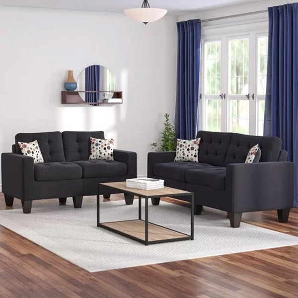 Wayfair Living Room Sets With Tables Under $500