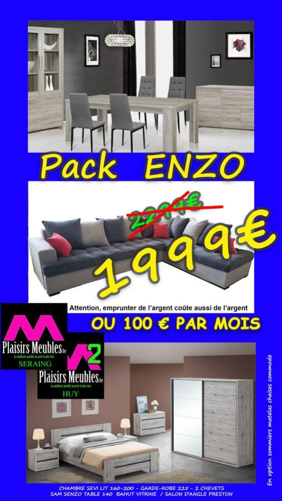 Pack Enzo