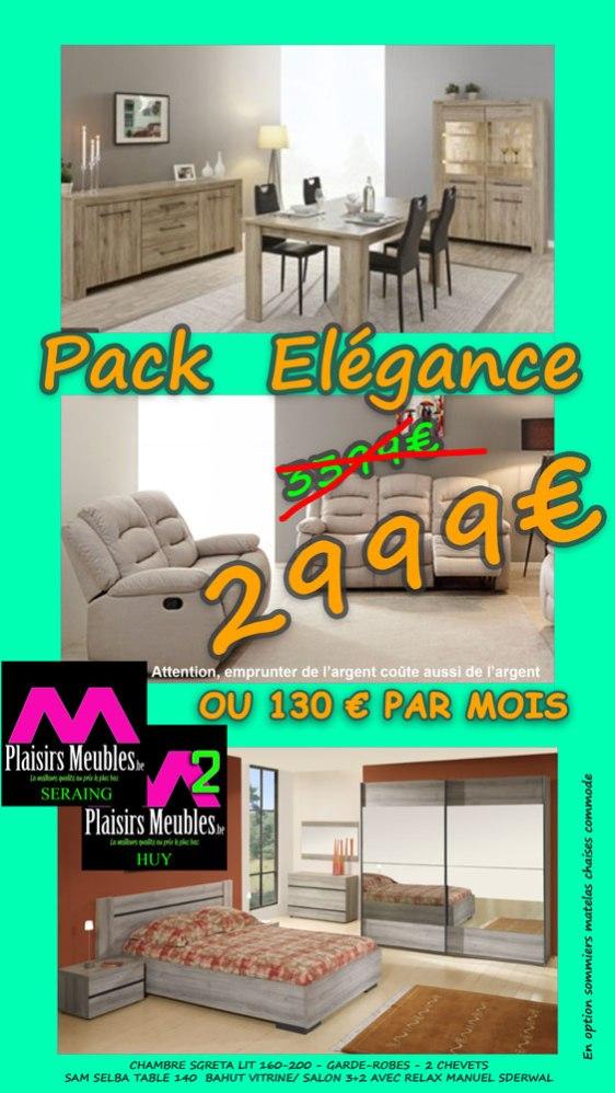 Pack Elelgance
