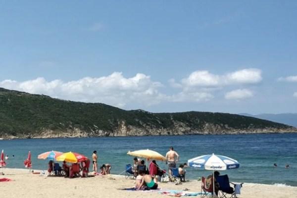 Doğanlar Plajı