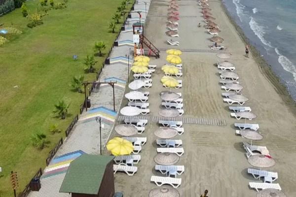 Kaytazdere Belediyesi Halk Plajı