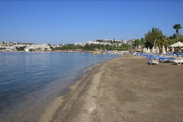 Bodrum Belediyesi Gümbet Plajı