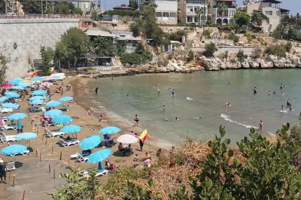 Ayaş Sultankoy Plajı