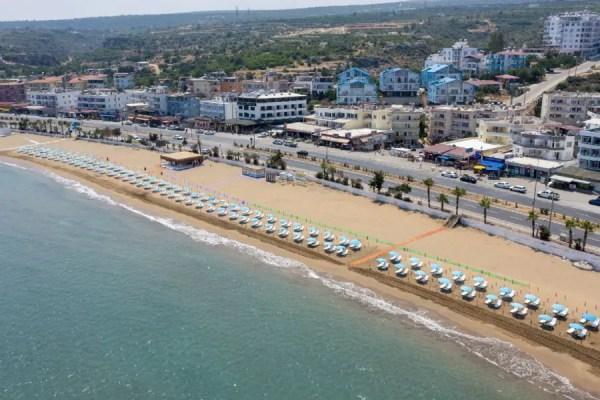Ayaş Yemişkumu Plajı