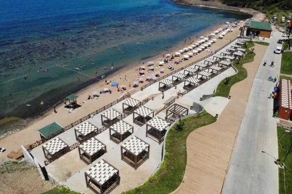 Riva Elmasburnu Kadınlar Plajı