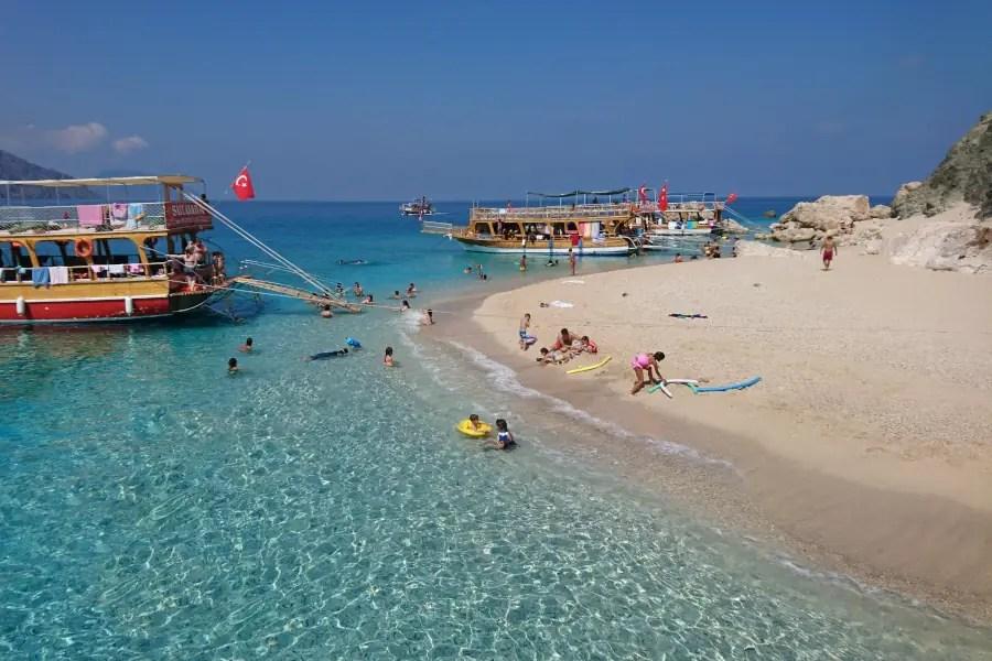 Suluada Plajı