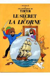 Tintin - Enhjørningens Hemmelighed
