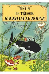 Rackham den rødes skat - Tintin