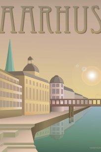 Aarhus - aaen