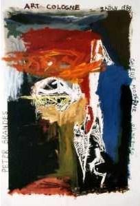 Peter Brandes Art Cologne