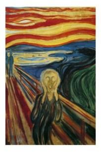 Edvard Munch Skriget