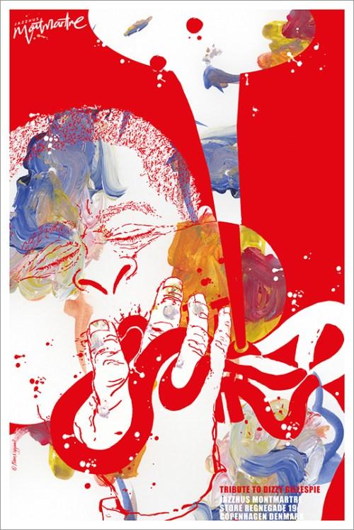 Jazzhus Montmartre - Dizzy Gillespie