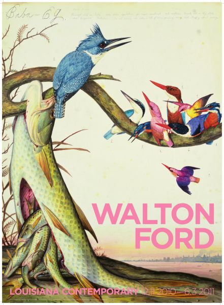 WALTON FORD - Louisiana - Baba