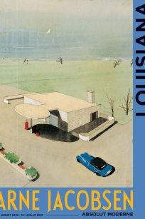 Arne Jacobsen - Louisiana - Skovshoved tankstation