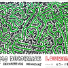 Keith Haring - Homo Decorans - Louisiana 1985