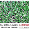 Keith Haring - Homo Decorans - Louisiana 1985