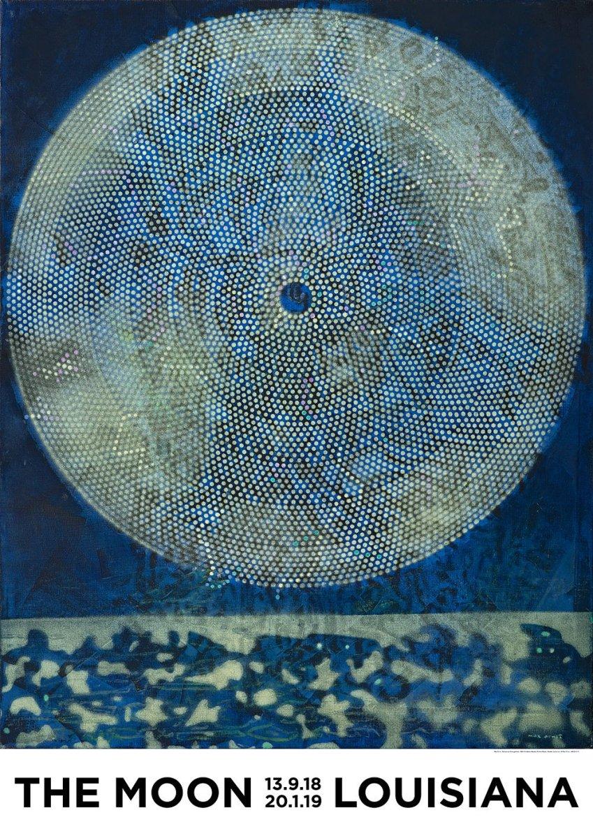 Max Ernst Naissance d' galaxie 1969