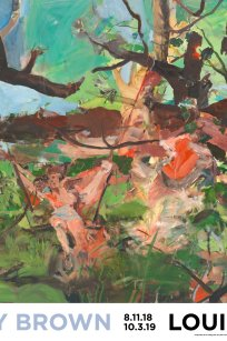 Cecily Brown - Girl on a Swing