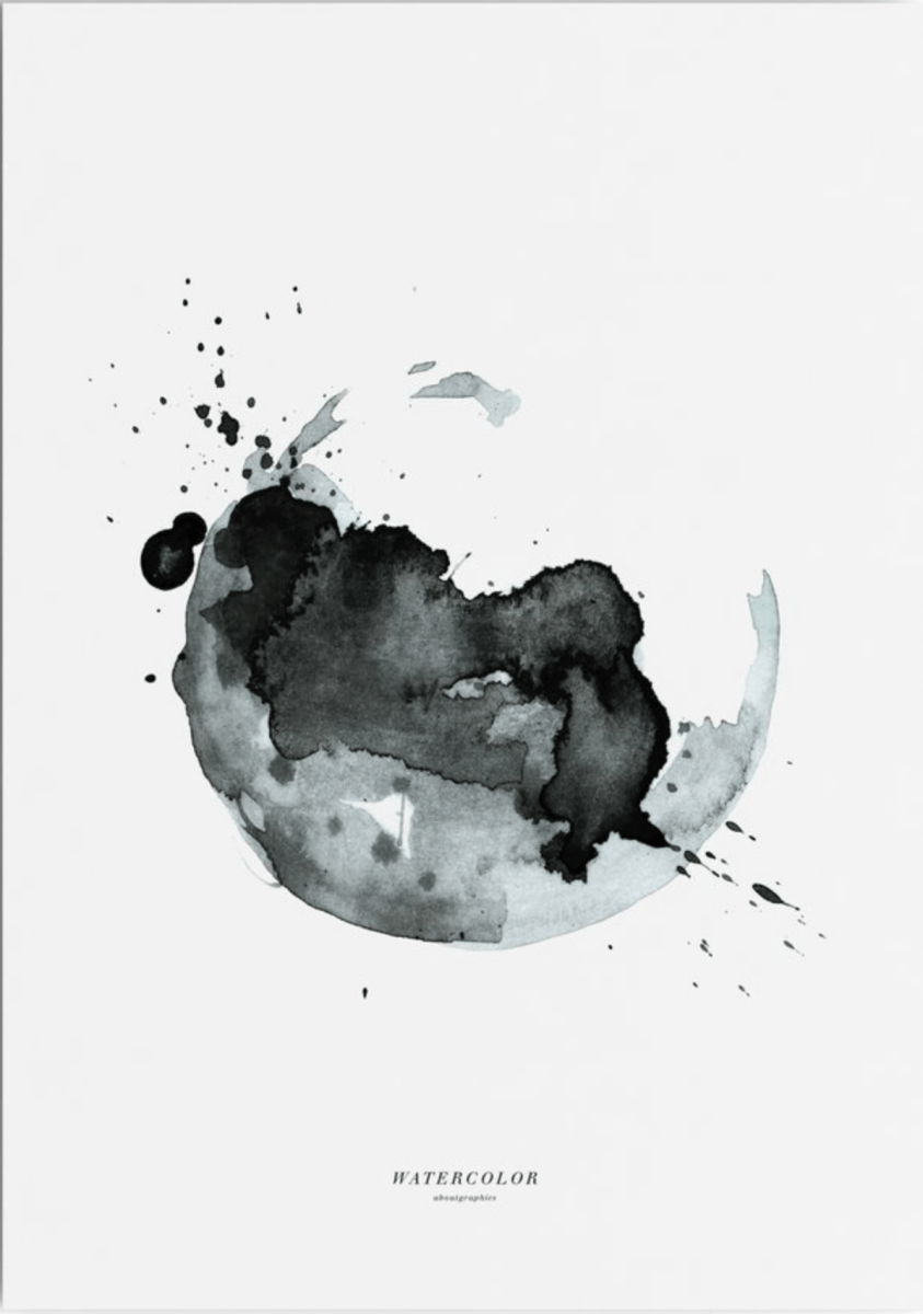 About Graphics - Marlene - Watercolor 1