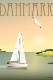Danmark - sejlbåden