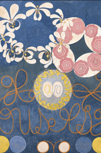 Hilma af Klint: Childhood, The Ten Largest, No.1, Group IV, 1907
