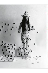 Yayoi Kusama Self obliteration by dots