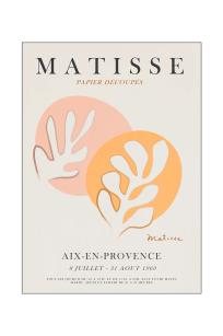Henri Matisse papier decoupes