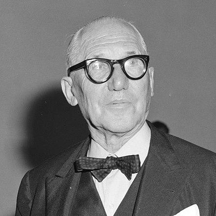 le Corbusier 1964