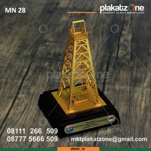 Miniatur Tower Eksklusif