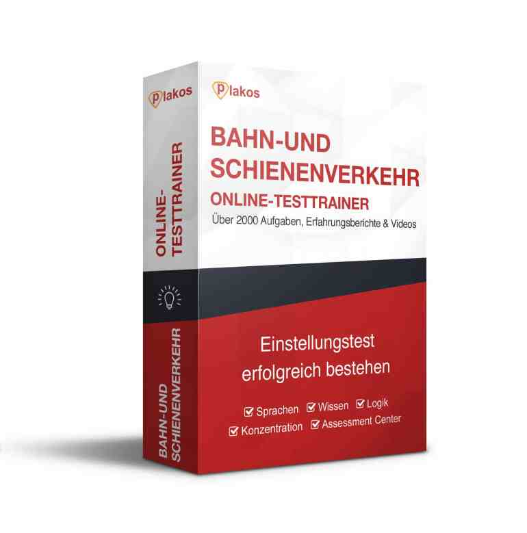 Bahn Online Testtrainer
