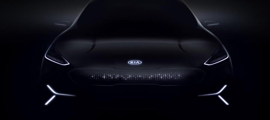 kia concept auto electrico