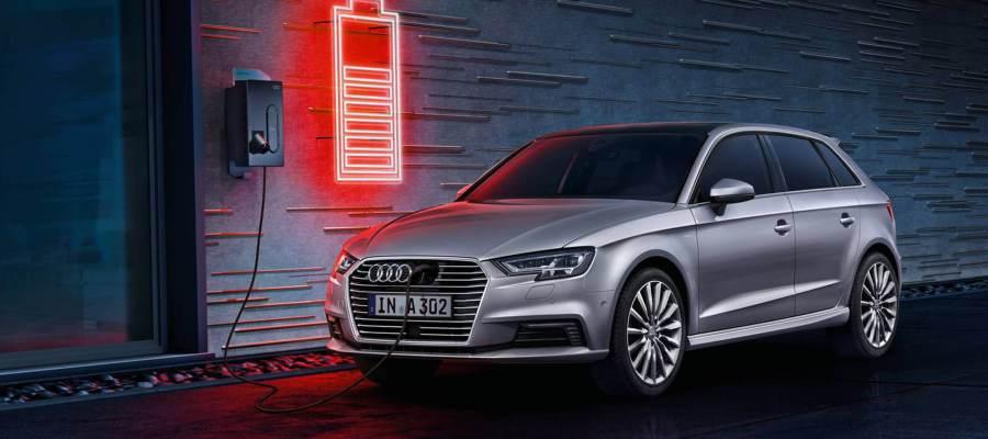 Audi A3 Sportback e-tron híbrido