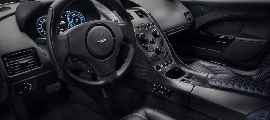 Aston Martin Rapide E 2020 Eléctrico