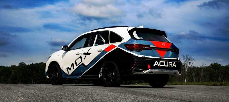 Acura MDX 2019 Edición motorsport Pikes Peak