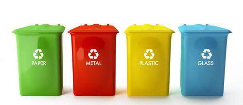 Рециклирането е разлагане на вече ненужни предмети до съставните им части и материали
