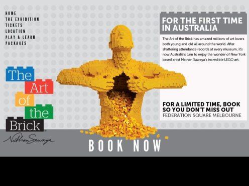 International artshow site touring Australia