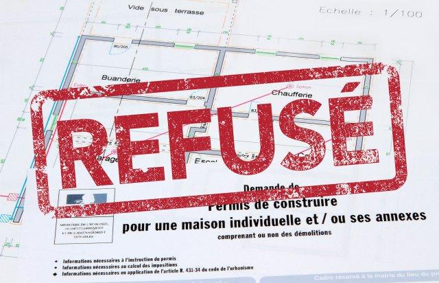 Refus de permis