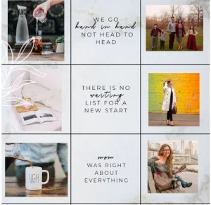 instagram grid how to create the