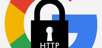 Google anuncia penalizaciones a páginas no seguras a partir de enero
