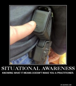 Prepper Skills It All Starts With Situational Awareness