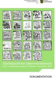 Deckblatt der Broschüre zum Wettbewerb des SIB