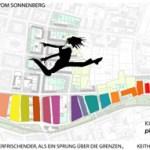 Szenario der Entwicklung entlang der Augustusburger Straße