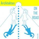 Grafik von Ruairi O´Brian, Architekten On the road