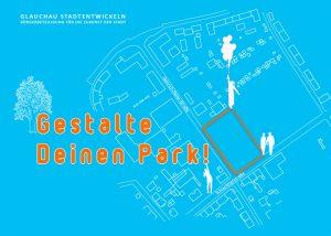Postkarte für die Einladung zu der öffentlichen Planerwerkstatt