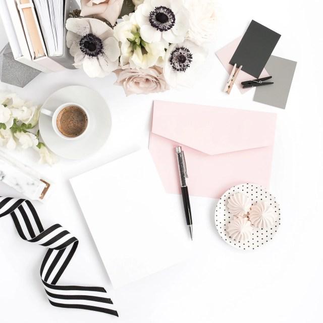 Start a blog and get creative.